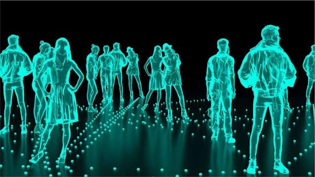 TECNOLOGÍA. Crean hologramas que puedes tocar; pronto podrías estrechar la mano de un colega virtual