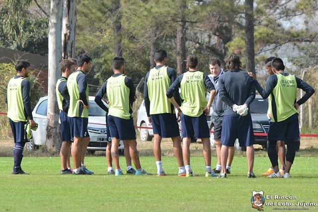 Gimnasia hizo fútbol pensando en Atlético Paraná