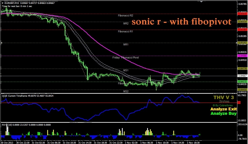 Sonic R Forex Binary Option Robot Auto Trading