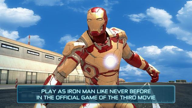 IRON MAN 3| تحميل لعبة الرجل الحديدي IRON MAN 3 مهكرة  اصدار V1.6.9G للاندرويد (اموال غير محدودة )