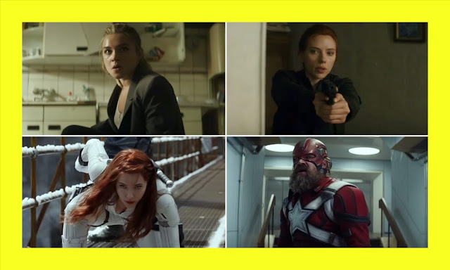 "💣 MARVEL revela el PRIMER Trailer de ""BLACK WIDOW""!!"