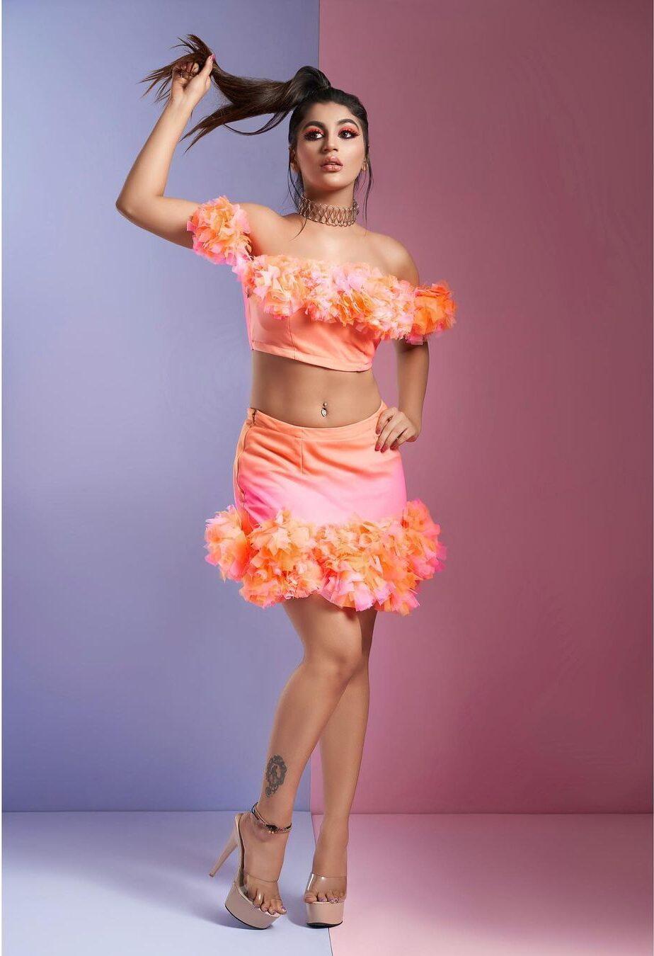 Yashika Aannand Latest Hot Photos Actress Trend