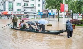 Hubei floods