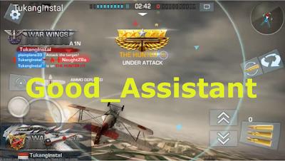 War Wings JAPS A1N Good Assistant