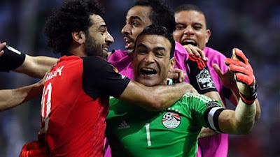 المنتخب الوطني المصري