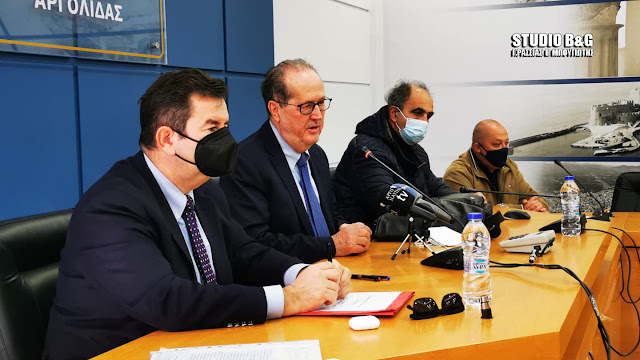 Αργολίδα: Τι ανέφερε ο Περιφερειάρχης Πελοποννήσου για βιολογικό, ρύπανση και χυμοποιεία (βίντεο)