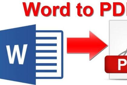 Bagaimana Mengubah & Mengedit Dokumen PDF Dalam Microsoft Word