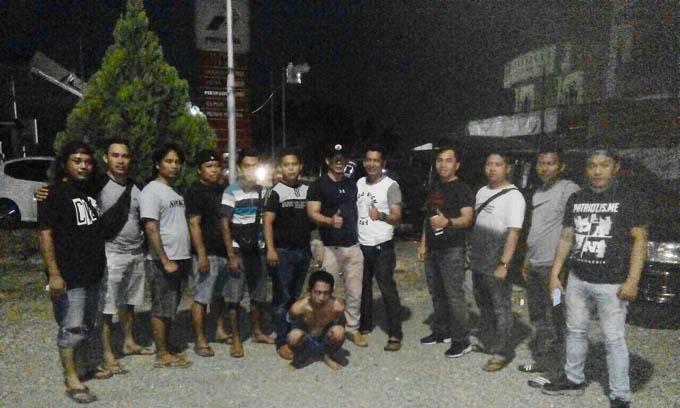 Pelaku Sobis Lintas Kabupaten Diringkus Polisi