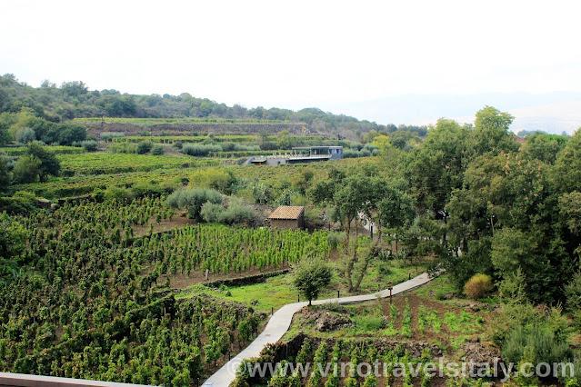 Firriato Cavanera Etnea wine resort in Sicily