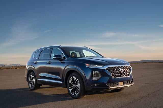 2020 Hyundai Santa Fe Review
