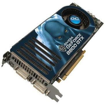 ダウンロードNvidia GeForce 8800 GTX最新ドライバー