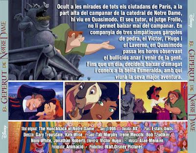 El Geperut de Notre Dame - [1996]