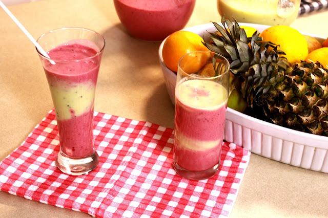 Domaći-voćni-jogurt-sa-malinama-kivijem-bananama