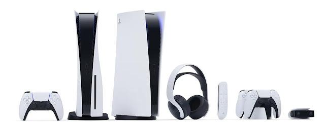 PS5本体および周辺機器