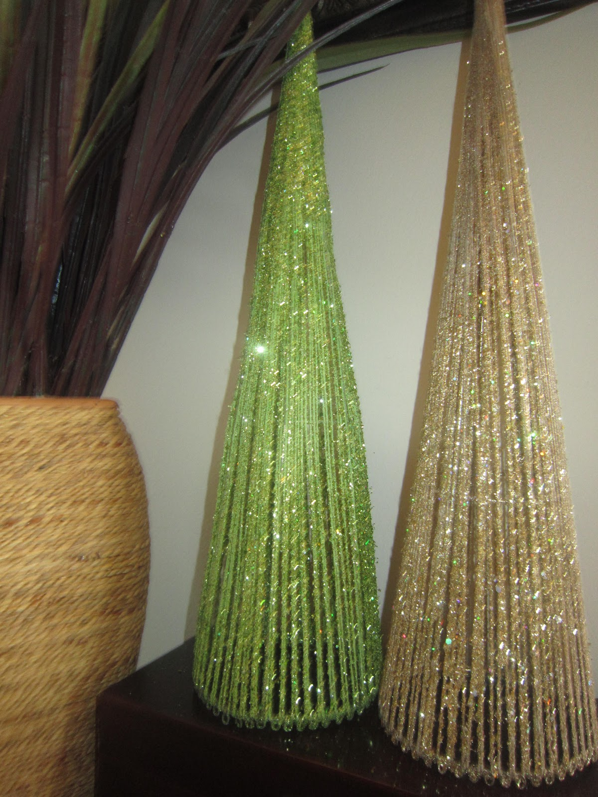 Christmas sparkle, Christmas bling, Christmas decor