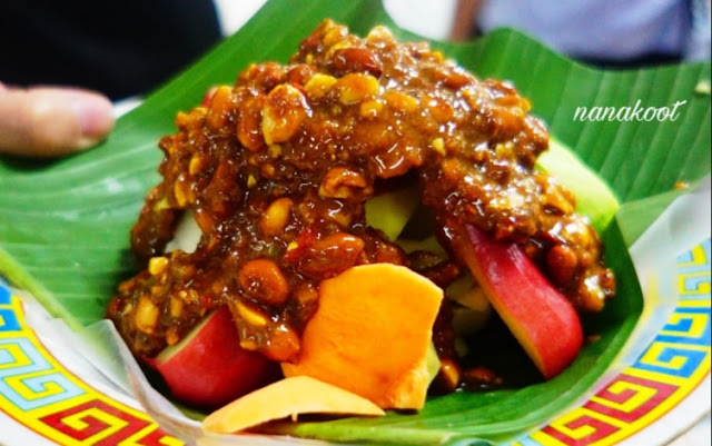Rujak Kolam Medan paling Enak di Jakarta