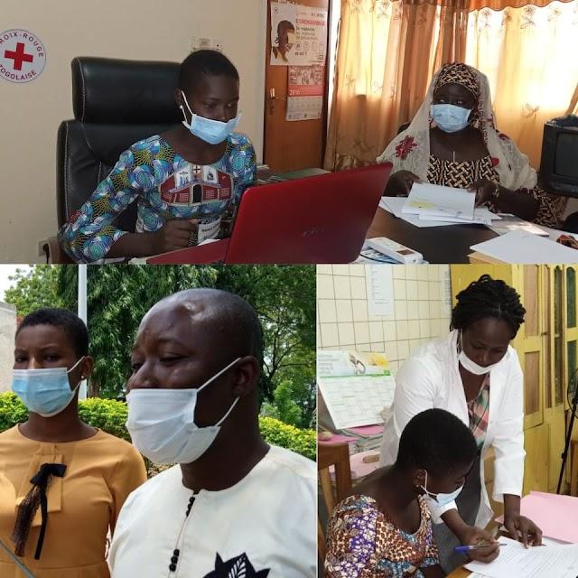 """Atakpamé : SOS Villages d'Enfants d'Atakpamé prône le leadership féminin avec le projet """" Les Filles aux commandes"""""""