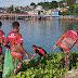 Wujudkan Papua Bersih, Prajurit Kodim 1803 Bersihkan Sampah Sepanjang  Pantai Fakfak