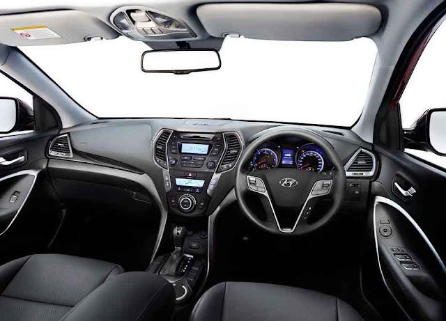 Hyundai Santa FE CRDI 4x4 4wd