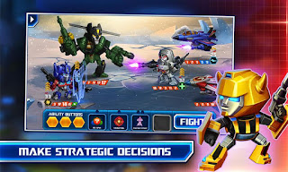 TRANSFORMERS: Battle Tactics v1.3.1 Apk