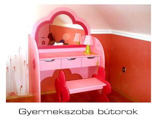 Gold Bútor - gyermekszoba bútorok