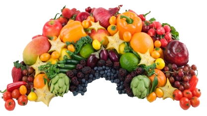 Challa Suresh Ph.D: Boost Your Diet with a Rainbow of ...