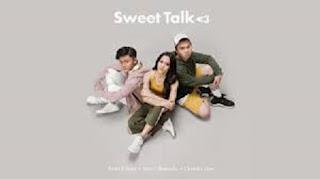 Rizky Febian Lyrics - Sweet Talk