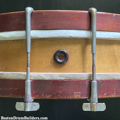 Early 1910s Geo. B. Stone & Son Snare Drum Grommet