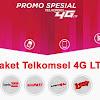 Paket 4G LTE Telkomsel Nikmati Akses Super Cepat dan Lancar