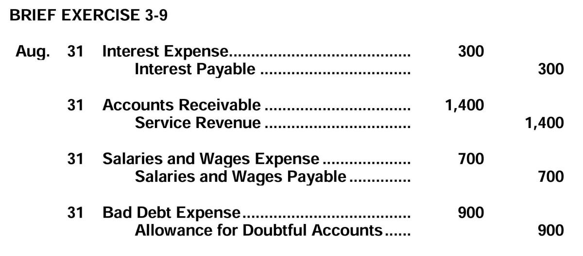 Intermediate Accounting Solution BE3 9