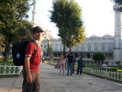 Wisata Istanbul - Blue Mosque