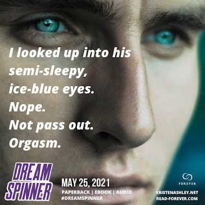 Dream Spinner by Kristen Ashley now available!