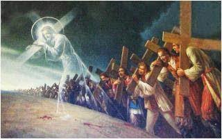 Resultado de imagen para Lucas 9,22-25