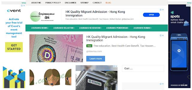 Situs Informasi Asuransi Terupdate