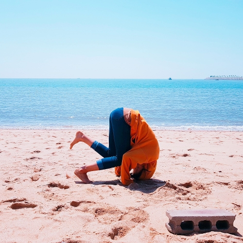 Blue lamb – The Ocean – Single
