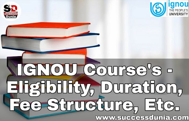 IGNOU Courses