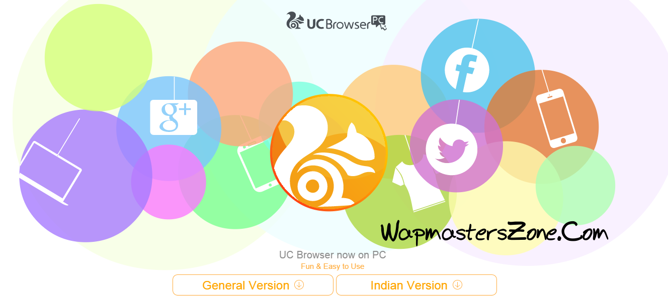 Download UC Browser PC Official Version | UC Browser Now On PC
