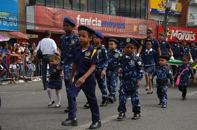 Tradição, diversidade e participação popular marcam desfile de 7 de Setembro em Alagoinhas