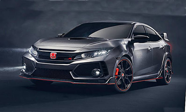 2017 Honda Civic Type R Rrice Specs in Australia