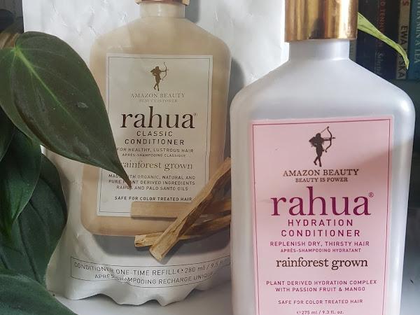 Rahua Conditioner Review - The Snapshot Series *