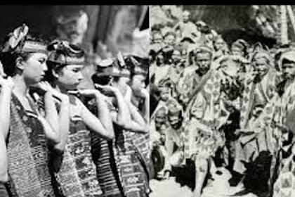 Sejarah Asal Usul Suku (Orang) Batak Indonesia
