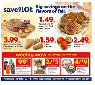⭐ Save a Lot Circular 10/28/20 ⭐ Save a Lot Weekly Ad October 28 2020