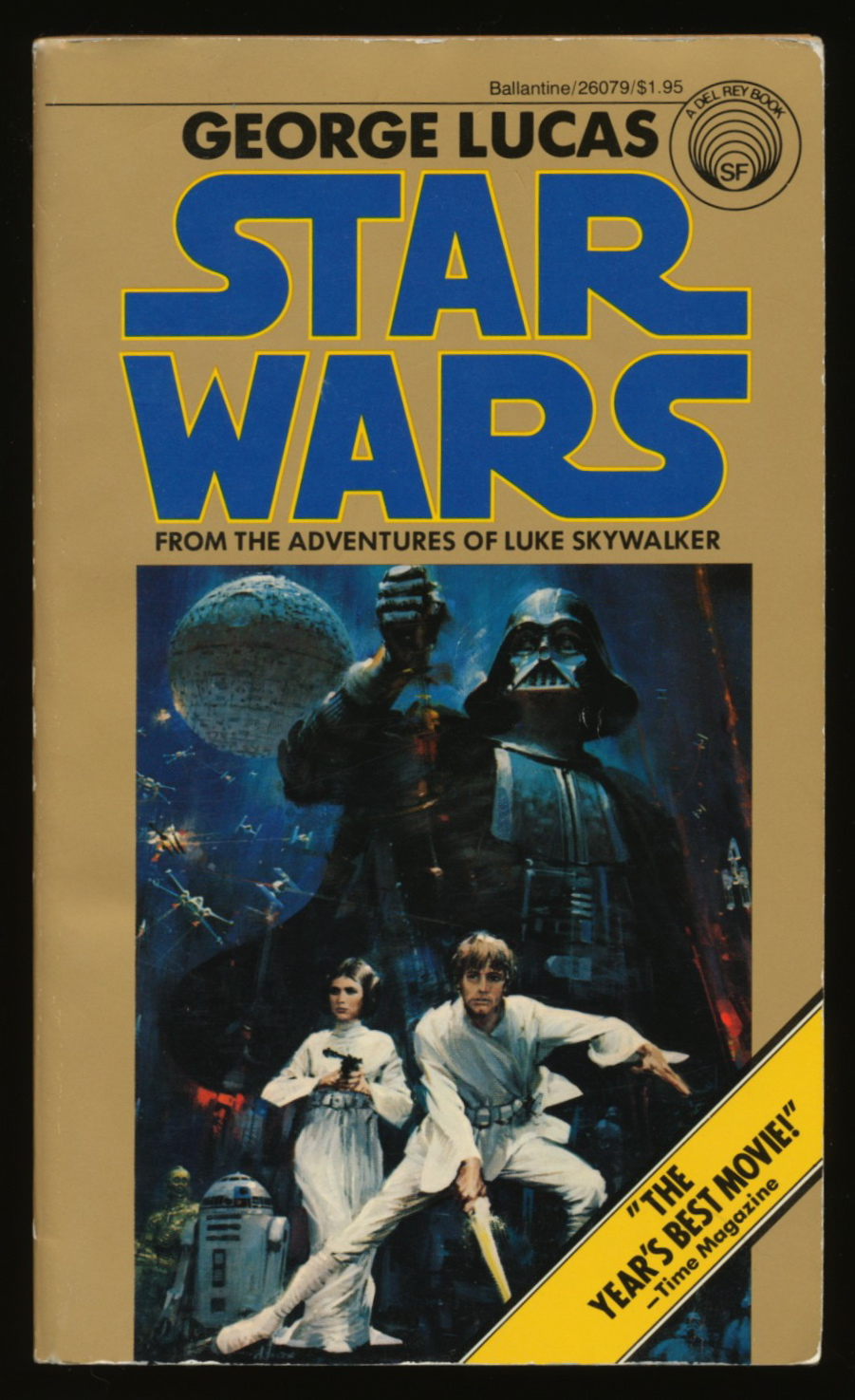 a book report on george lucas star wars a new hope 1986-9-12  about a new hope: star wars: episode iv luke skywalker was a twenty-year-old who lived and worked on his uncle's farm on the remote planet of tatooineand he was bored beyond belief.