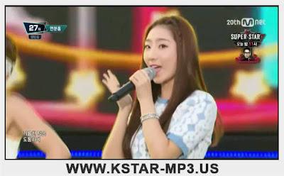 [Performance] Yeon Bunhong - Make Me Ugly Plz @ M! Countdown 2015.08.27