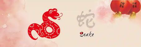 2001 Chinese Zodiac - Metal Snake