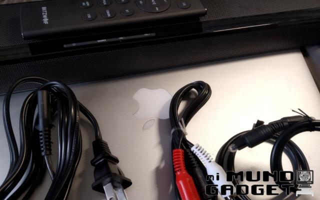 BlitzWolf BW-SDB1: accesorios