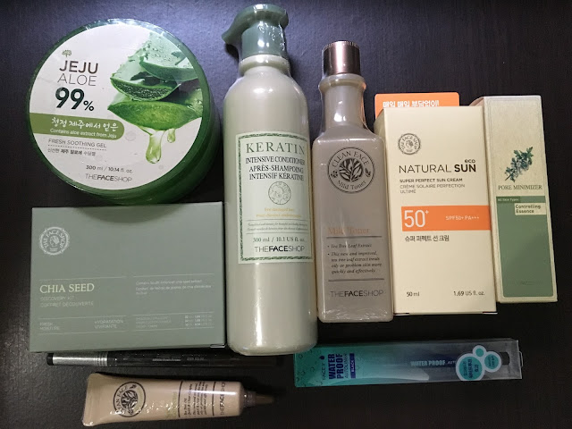 Face Shop Products