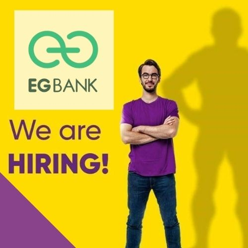JOB VACANCIES - EG Bank
