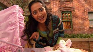 Leela Sesame Street Episode 4308 Don't Wake the Baby