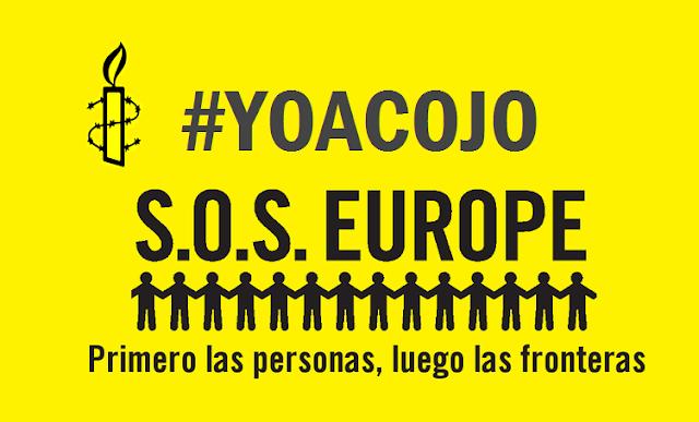 España: queremos un lugar seguro para las personas refugiadas